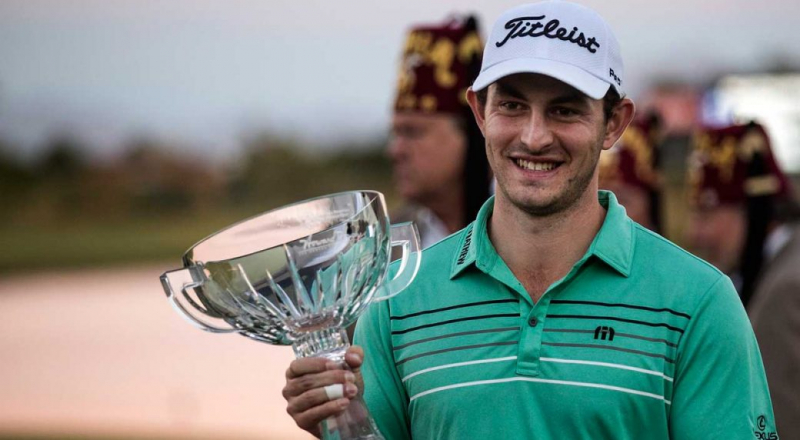 Patrick Cantlay vô địch Shriners Hospitals for Children Open 2017