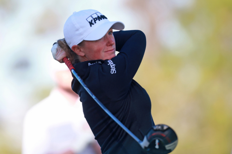 8Stacy Lewis