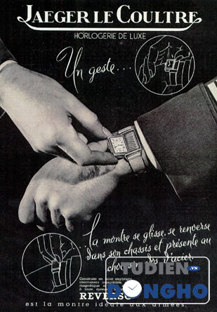 TimeandWatches _ Reverso advertisement 3