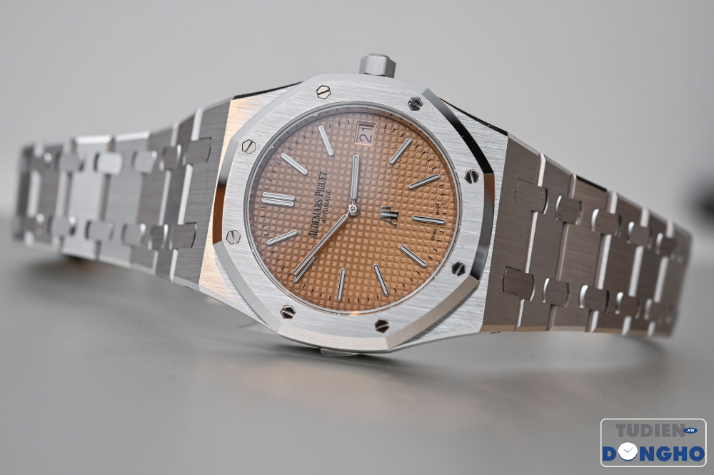 Audemars-Piguet-Royal-Oak-Jumbo-Extra-Thin-salmon-dial-white-gold-15202BC-2