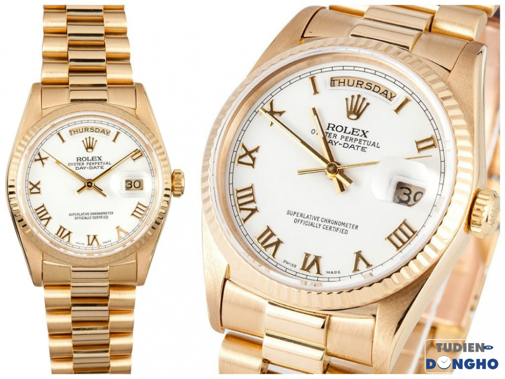 2 Rolex and Hollywood tudiendongho