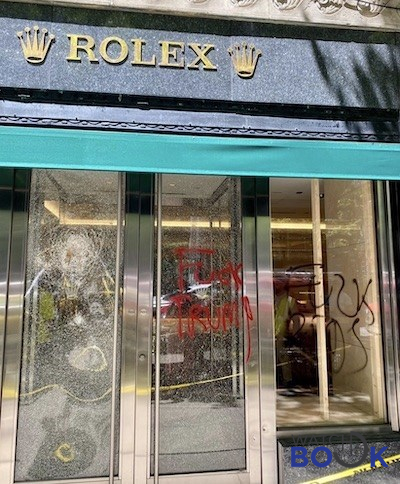 Rolex-looted