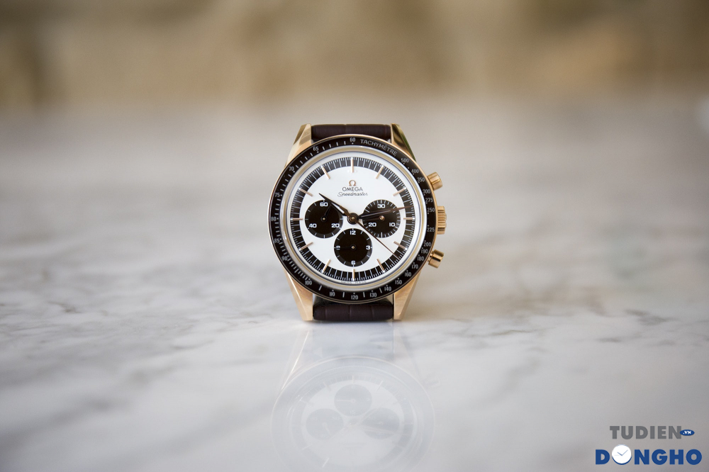 Omega Speedmaster 'First Omega In Space' 1
