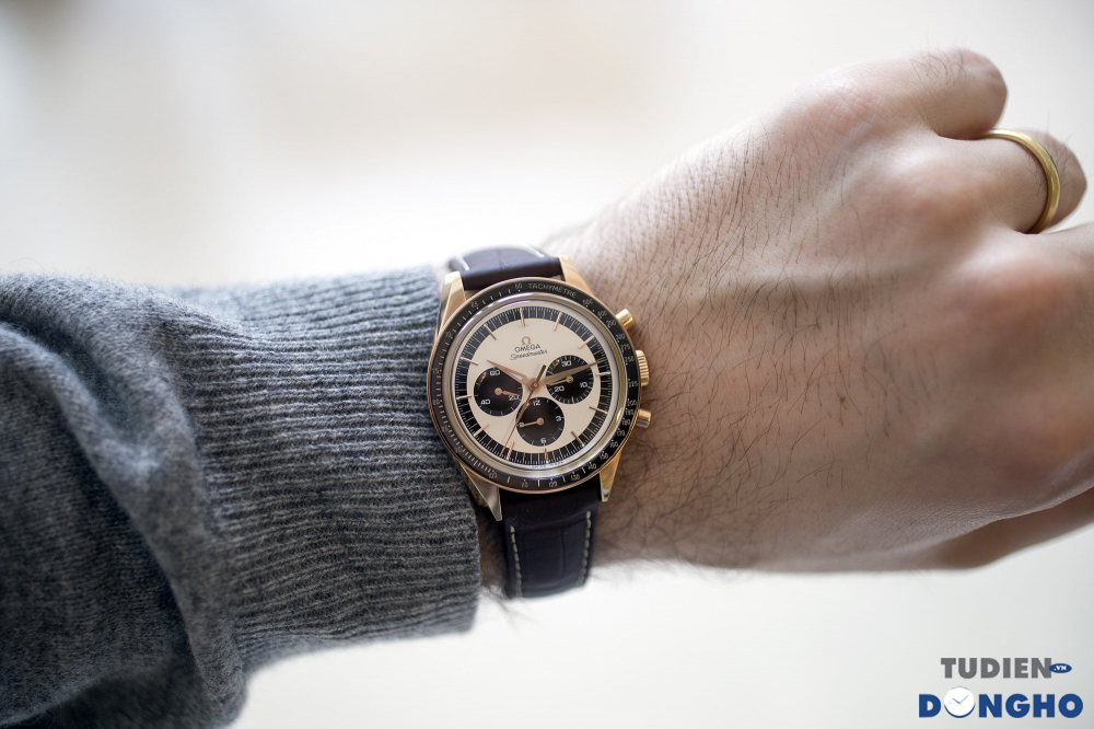 Omega Speedmaster 'First Omega In Space' 8
