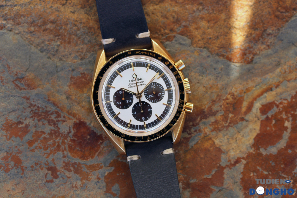Omega Speedmaster 'First Omega In Space' 9