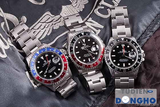 Top 3 GMT-Master 1