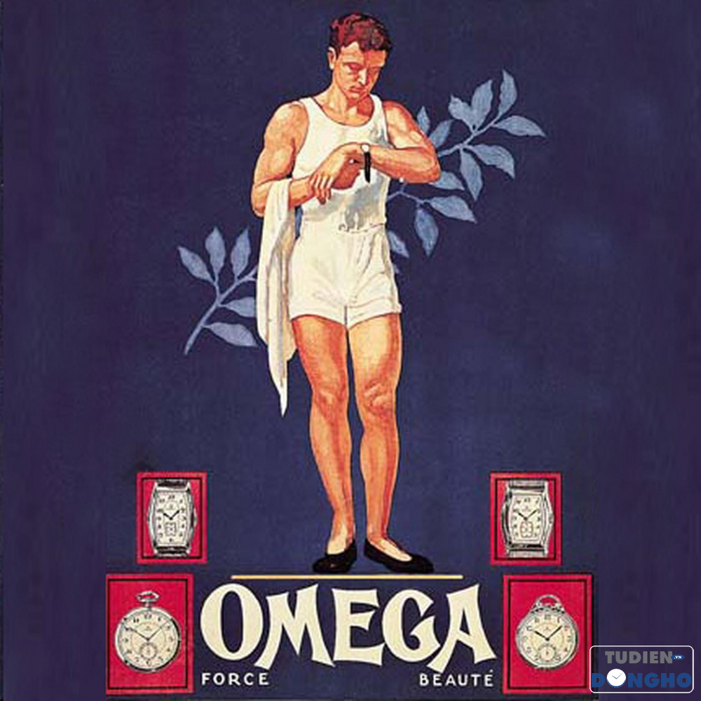 Poster Olympic 1932